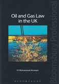 Oil and Gas law in the UK - book cover
