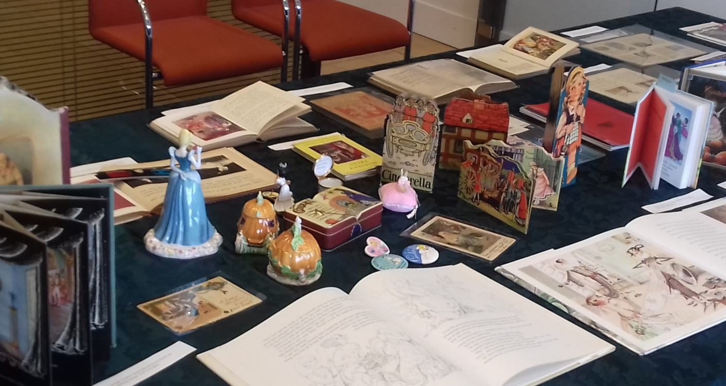 Items from Cinderella archive