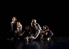 Group dance piece