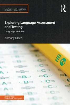 Exploring Language Assessment and Testing - book cover