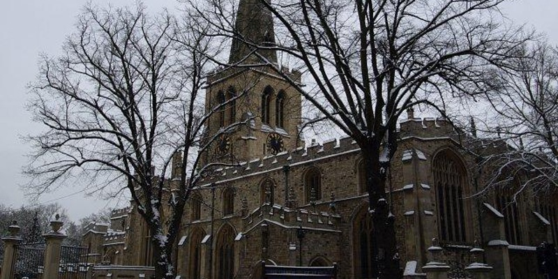 Invitation to Carols by Candlelight  in Bedford