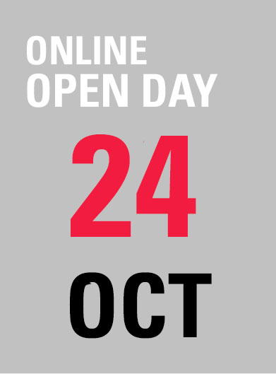 Bedford and Luton online open day